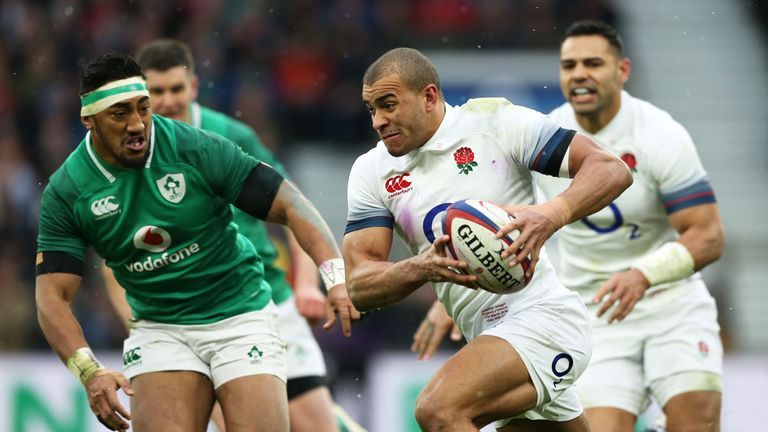 Six Nations: Jonathan Joseph added to England squad