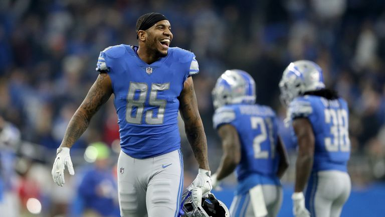 Eric Ebron arrives in Indianapolis looking to reach his unfulfilled potential