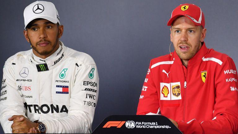Bahrain GP  Sebastian Vettel reveals Ferrari s gap to Mercedes  241ae4524d