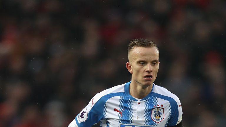 Florent Hadergjonaj has agreed a permanent switch to Huddersfield
