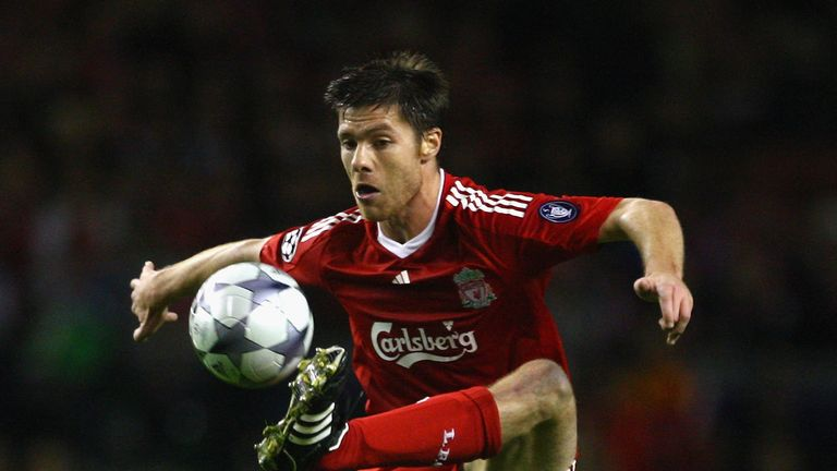 9d9371b5582 Xabi Alonso won the Champions League with Liverpool in 2005 and Real Madrid  in 2014