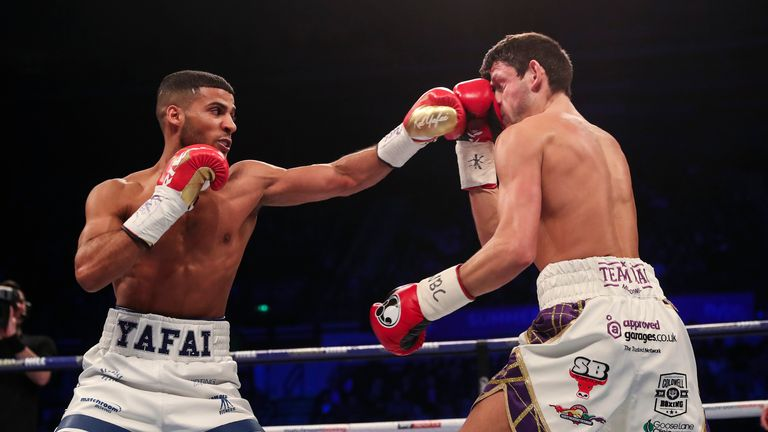 Yafai started the fight well but eventually came up short
