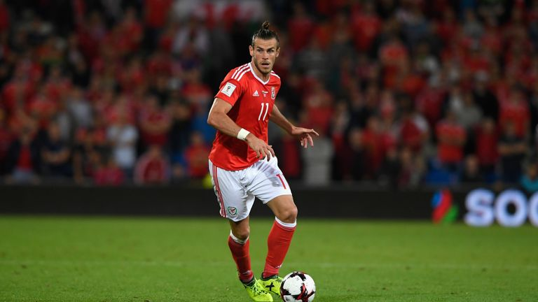 Gareth Bale says Wales are 'hungry' to qualify for 2022 World Cup