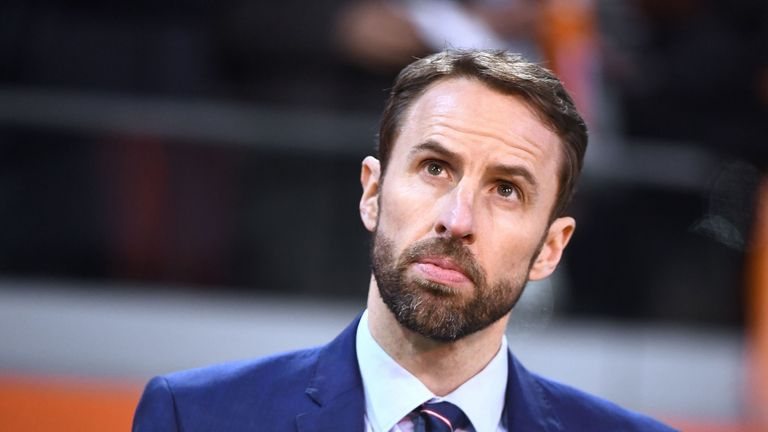 England boss Gareth Southgate named his captain to the squad on Monday