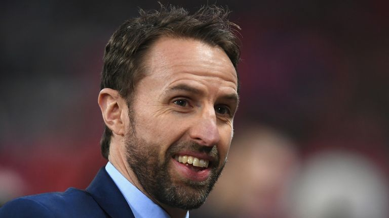 Gareth Southgate has not lost in his last eight games