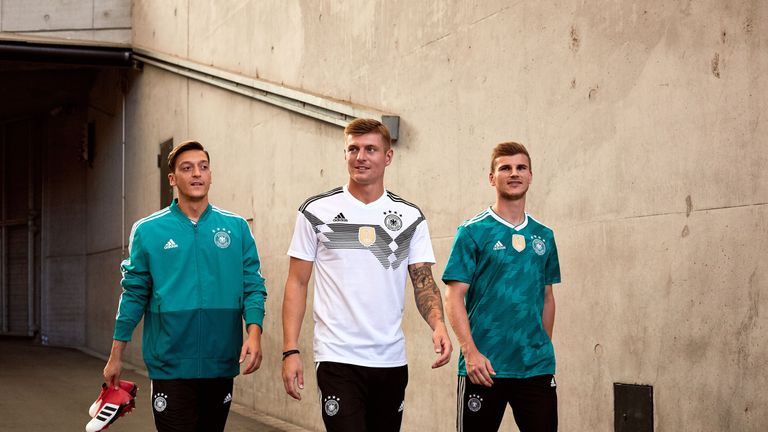 new products 575bd 16d14 World Cup 2018: Germany team profile   Football News   Sky ...