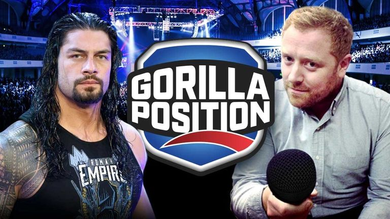 Join the Gorilla Position boys on the road to WrestleMania!