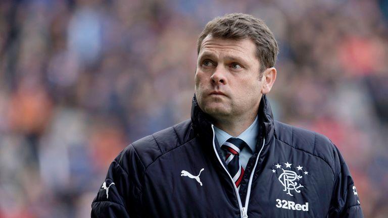 Graeme Murty wants a response from Rangers against Kilmarnock