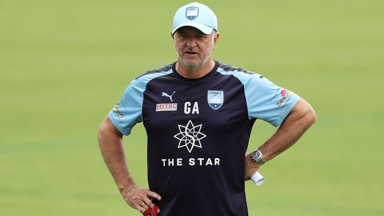 Sydney FC coach Graham Arnold will take on the Australia job after the World Cup