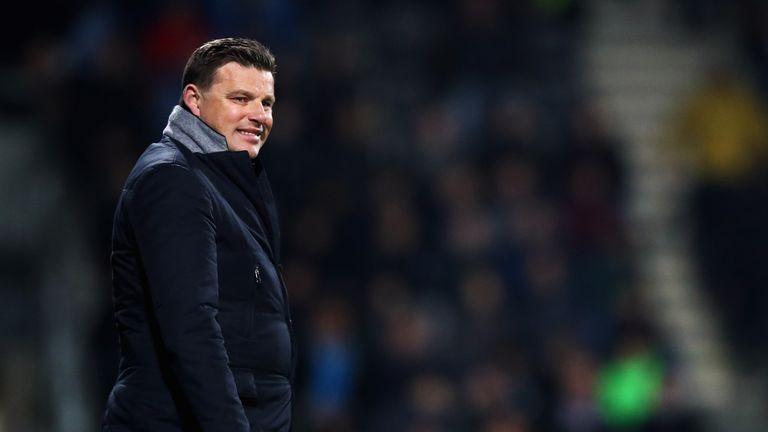 John Stegeman saw his Heracles side beat Twente 2-1 on Friday