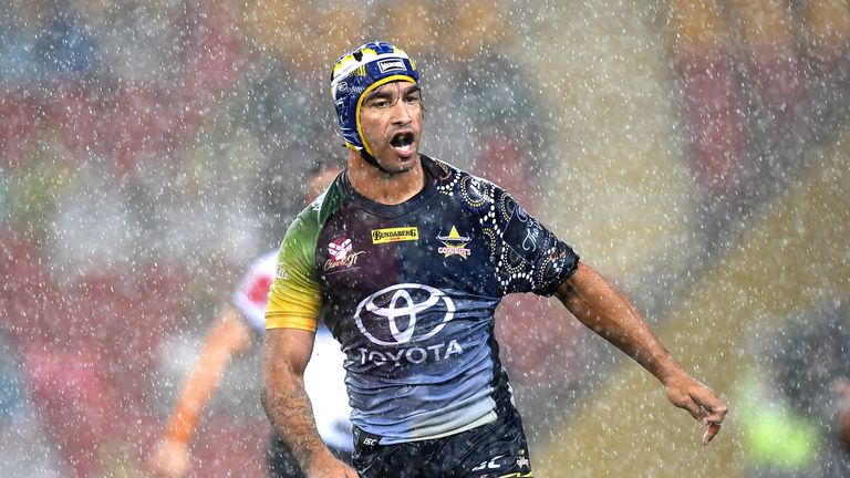 Thurston has won it all in Australian rugby league