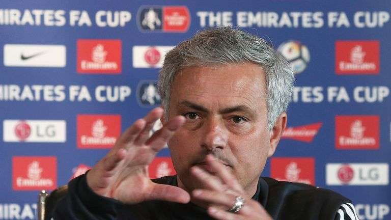 The FA Cup is United's only chance of winning silverware this season