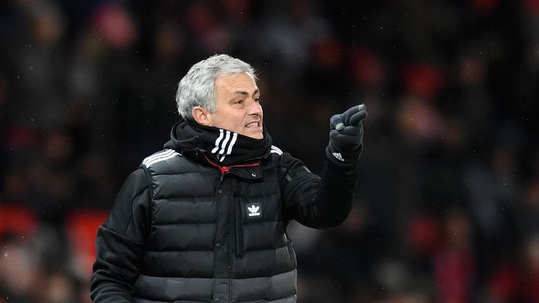 Jose  Mourinho was critical of the left-back following United's FA Cup win over Brighton