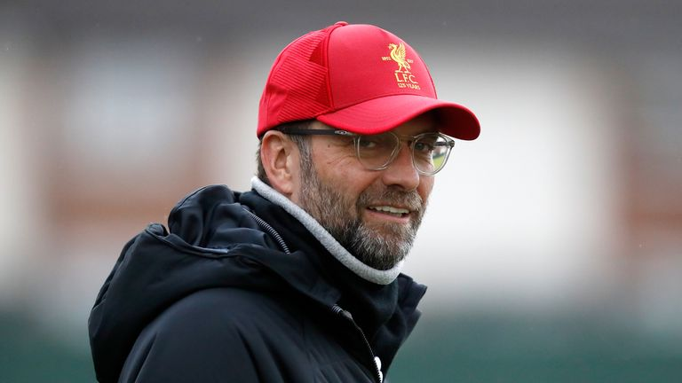 Klopp intends to remain at Liverpool for the entirety of his contract