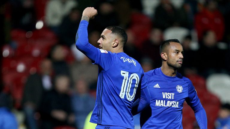 Merse is backing Cardiff City to gain automatic promotion to the Premier League