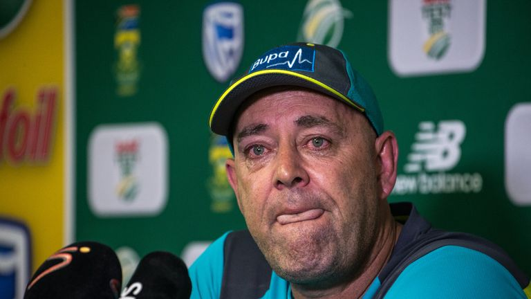 Darren Lehmann resigned as Australia head coach in the wake of the ball-tampering scandal in South Africa earlier this year