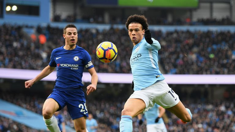 Kante missed the 1-0 defeat to City on Sunday