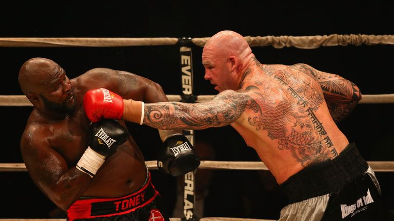 Browne vs Whyte: Lucas Browne on his security background