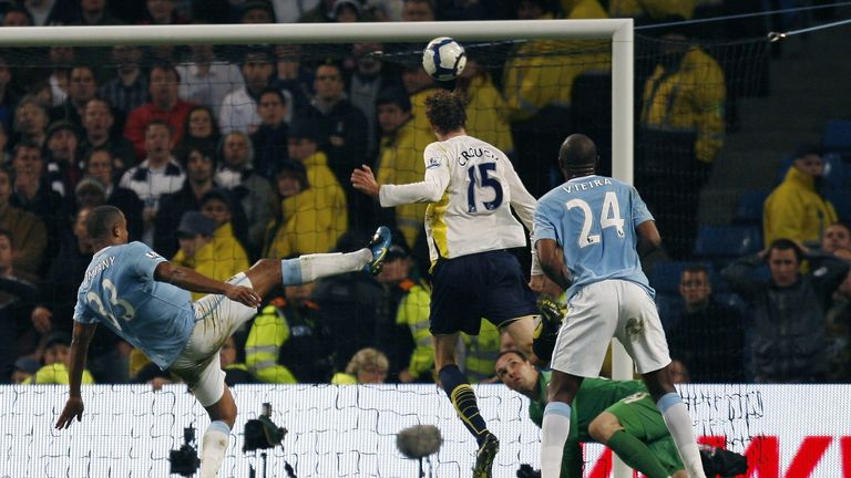 Crouch heads home the winner