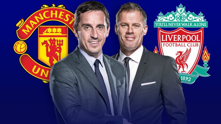 Join Gary Neville and Jamie Carragher at 11pm on Wednesday