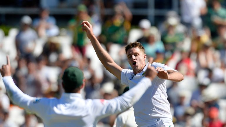 Morne Morkel has joined Surrey on a two-year Kolpak deal