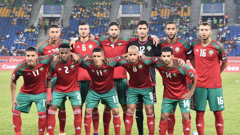 wholesale dealer e3f27 7b78f World Cup 2018: Morocco team profile | Football News | Sky ...