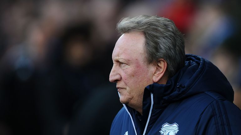 Warnock was narrowly beaten by Wenger's Arsenal in 2003 in the FA Cup semi-finals when he was Sheffield United boss