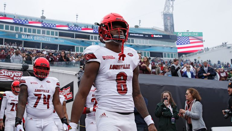 Did Lamar Jackson Make the Right Call to Stay at QB