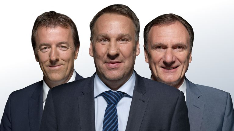 Phil Thompson and Paul Merson are predicting wins for Team USA, but Matt Le Tissier disagrees