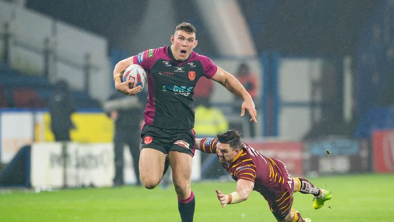 Hull KR gained their first win at the John Smith's Stadium since 2012