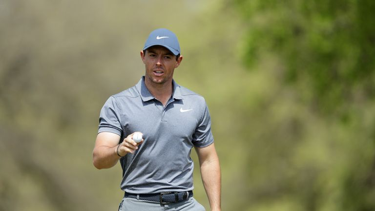 McIlroy can complete a career Grand Slam with victory at Augusta