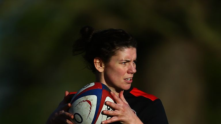 Sarah Hunter to return to Six Nations against France