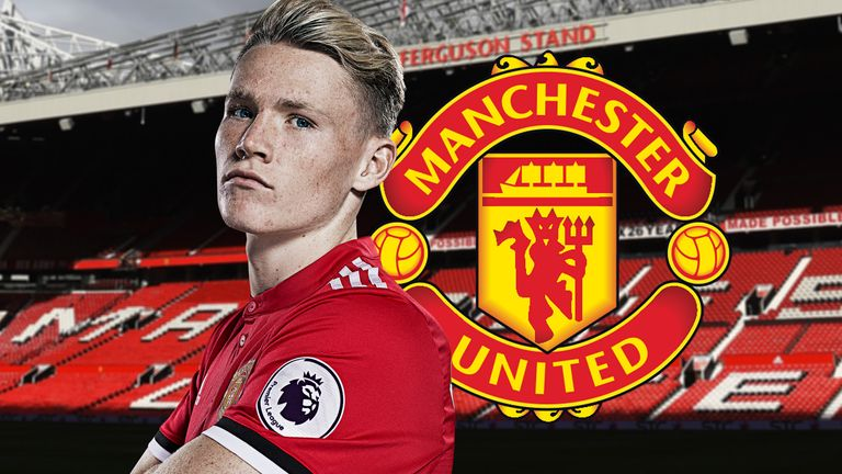 Manchester United's Scott McTominay is part of a tradition of youth development