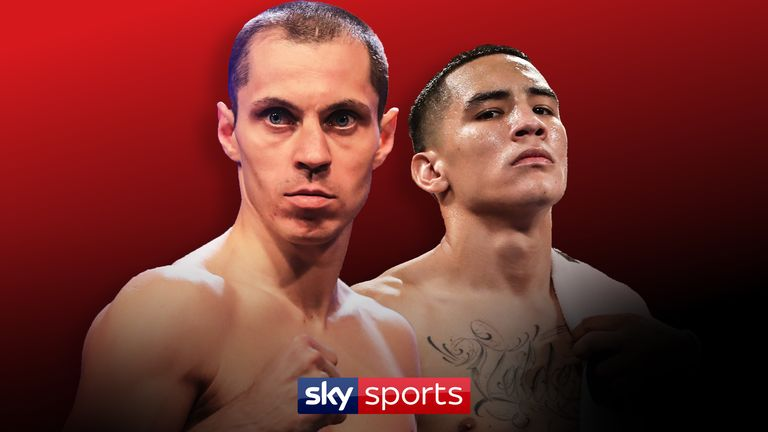 Scott Quigg makes his US debut against Oscar Valdez, live on Sky Sports