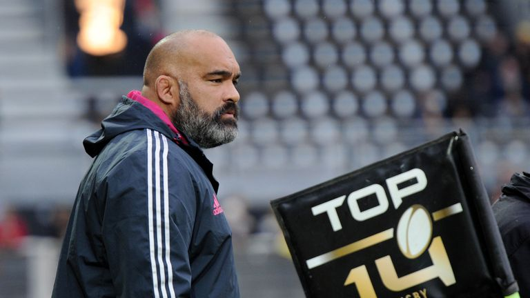 Simon Raiwalui has coached a number of sides in French rugby