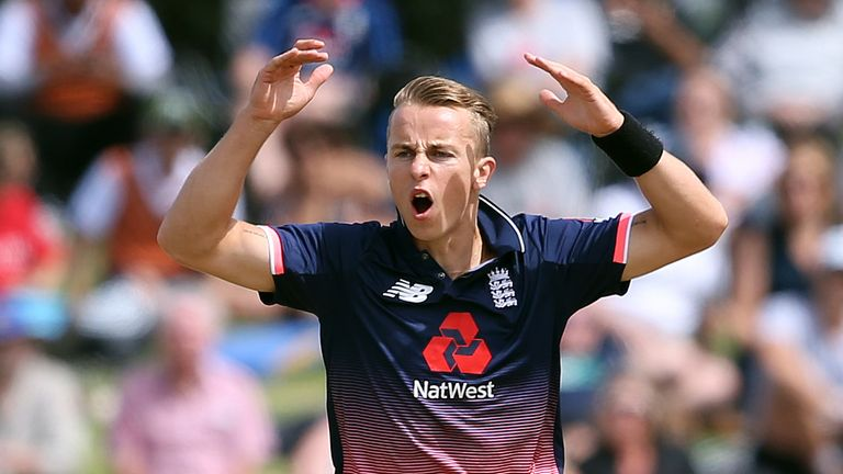 Tom Curran has been called into the England for next Sunday's Edinburgh match