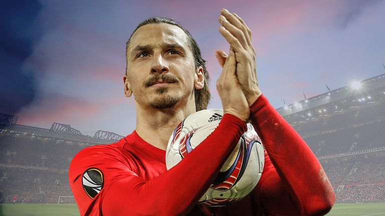621b8ceb3 Zlatan Ibrahimovic s time at Manchester United came to a close on Thursday