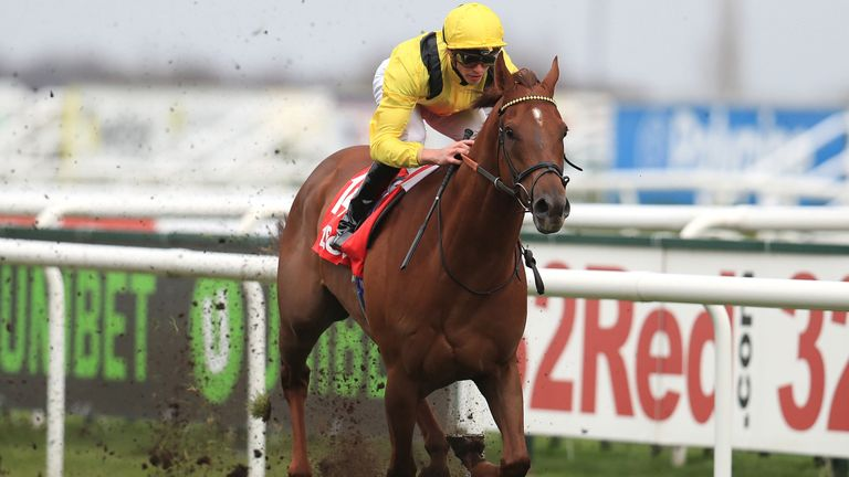 Addeybb and James Doyle win the Lincoln
