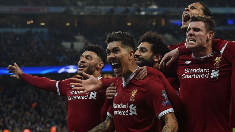 Liverpool secured a convincing aggregate victory against their Premier League rivals