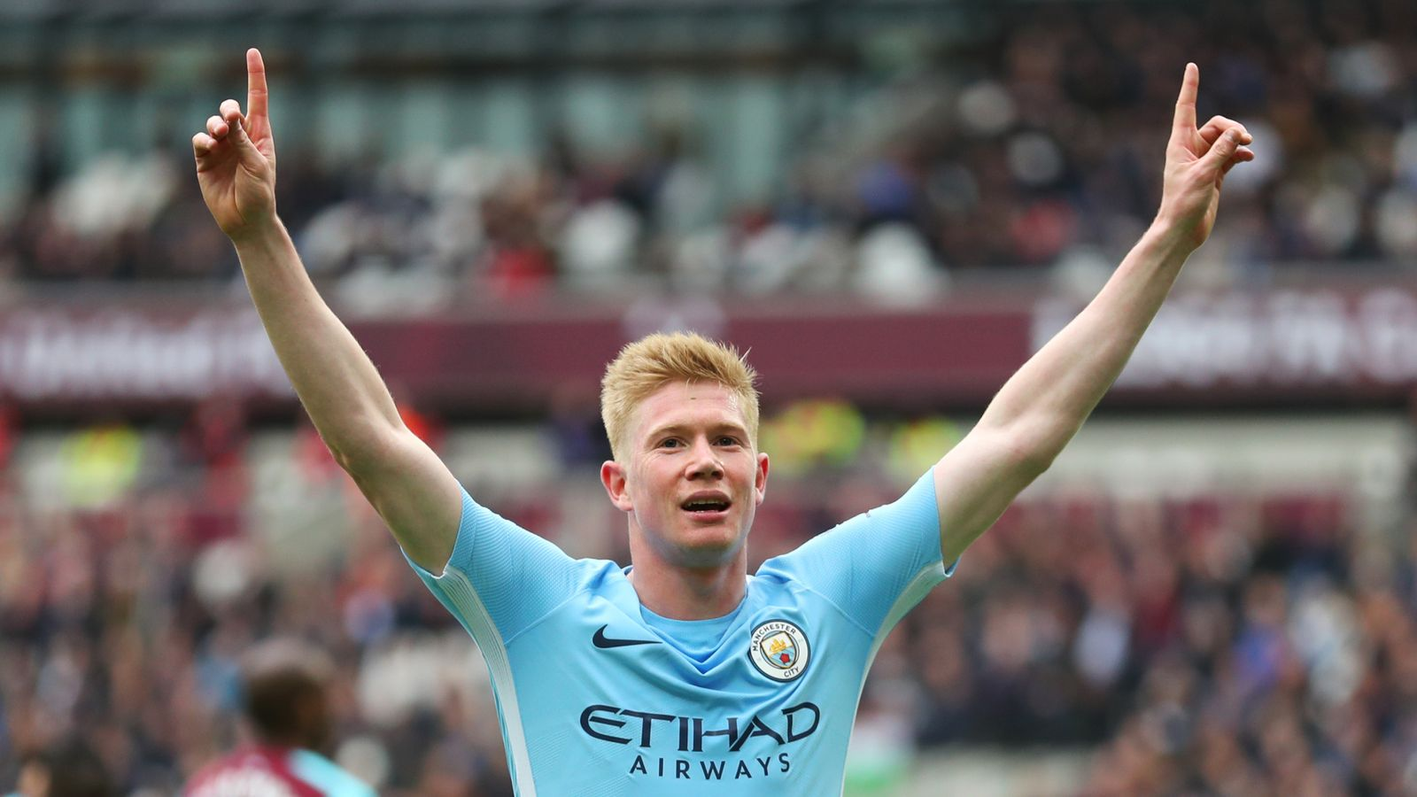 Kevin De Bruyne Finishes With Most Assists In 2017 18