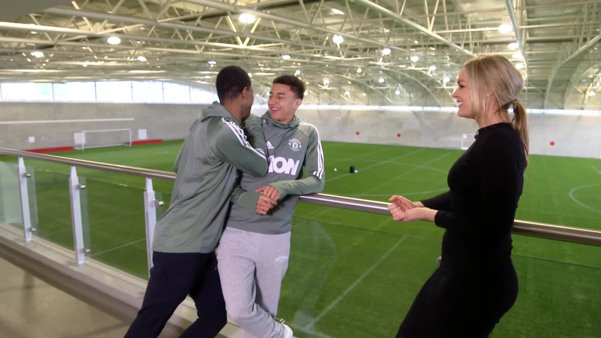 Jesse Lingard And Marcus Rashford Explain Barber Incident In England Hotel Football News Sky Sports