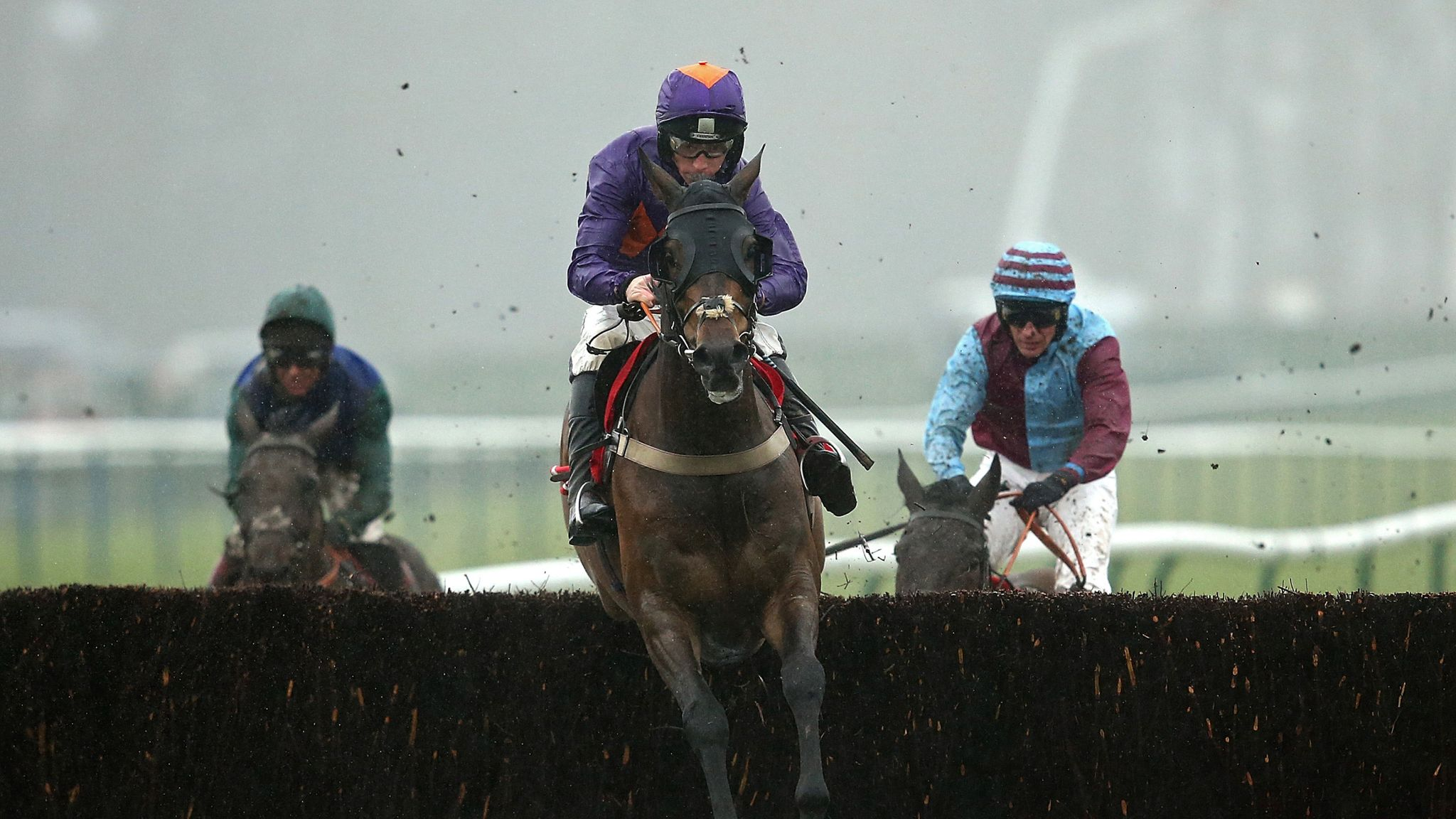 Haydock and Ascot in good shape for weekend features