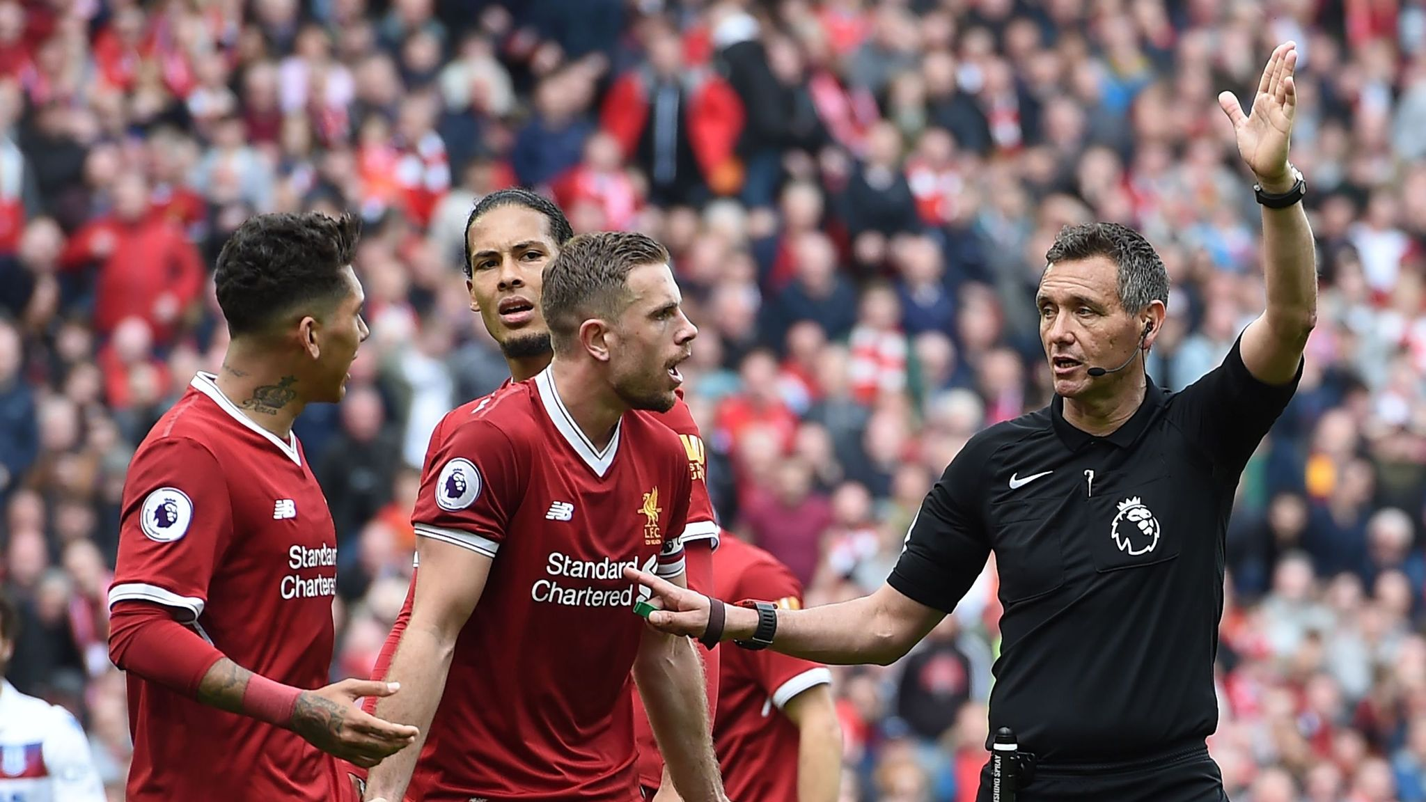 Liverpool Unluckiest Team In Premier League Last Season