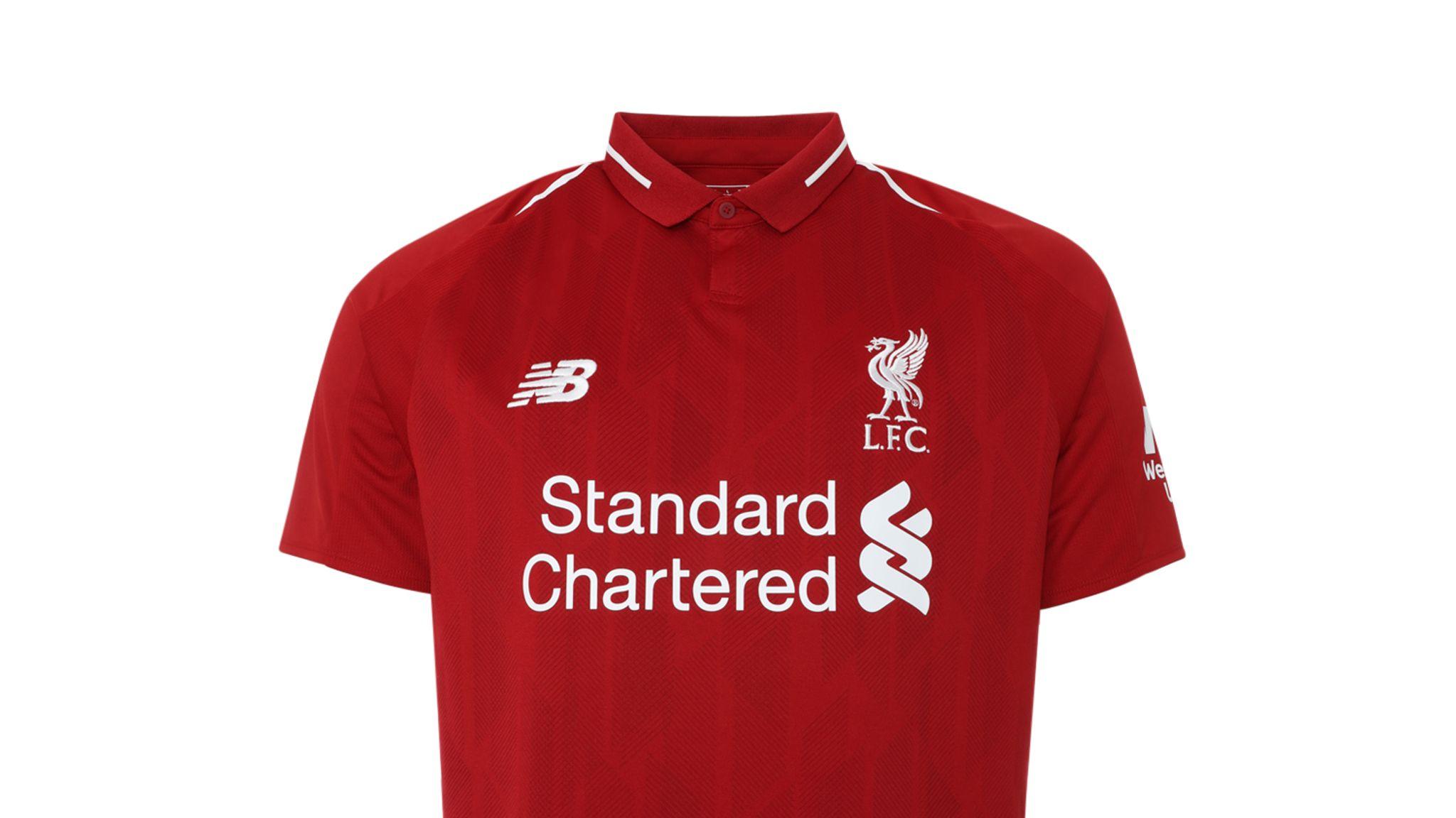 64a86431be New football kits: Premier League strips for the 2018/19 season | Football  News | Sky Sports