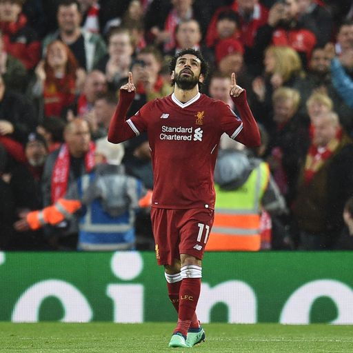 Salah 'in Ballon d'Or conversation'