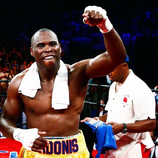 Adoni: I'll KO Bellew in Britain