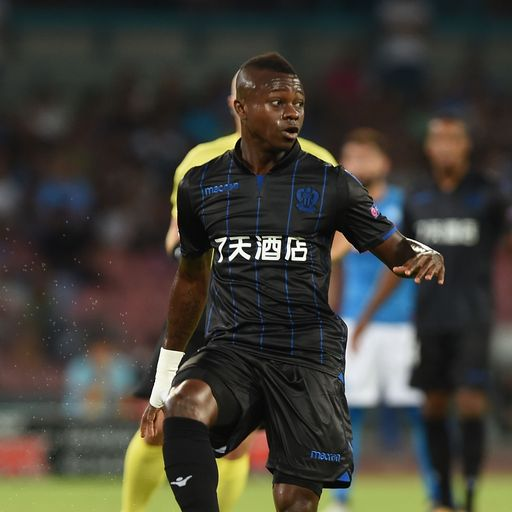 Arsenal hold talks to sign Seri