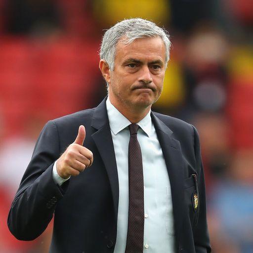 Mourinho defends United record