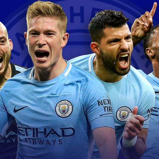 Man City's season supreme