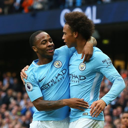Pep: How Sterling, Sane can improve